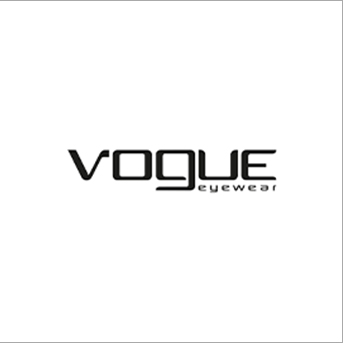 Vogue Brillenfassung Logo